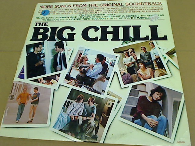 THE BIG CHILL ORIGINAL SOUNDTRACK