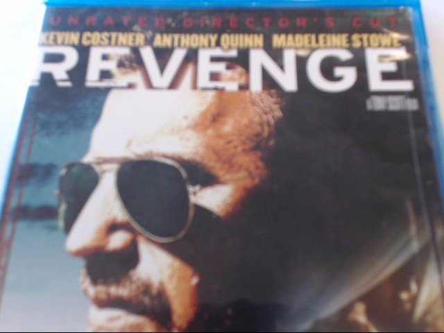 REVENGE - BLU-RAY MOVIE