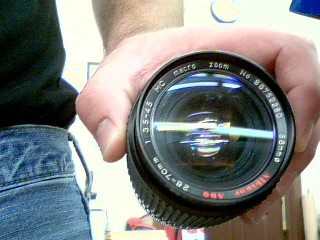 ALBINAR Lens/Filter ADG 28-80MM