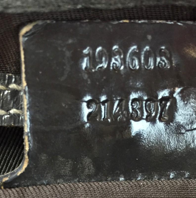 GUCCI 193603 JOY BOSTON BAG