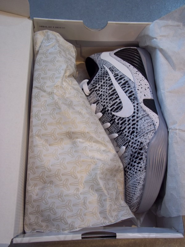 NIKE KOBE IX ELITE LOW MENS SHOE SIZE 9