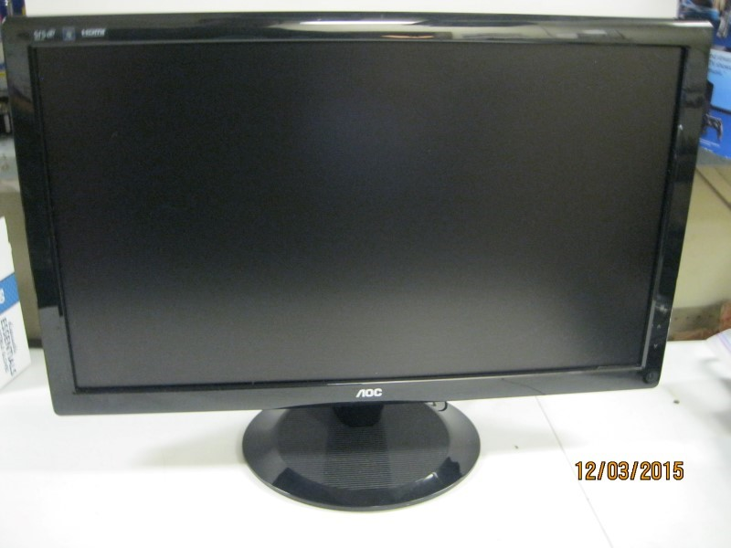 AOC Monitor 2436VH