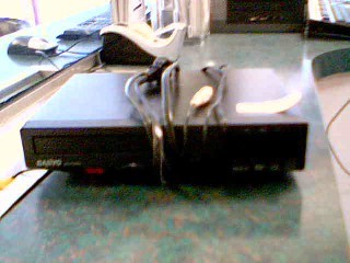 SANYO DVD Player DVD PLAYER