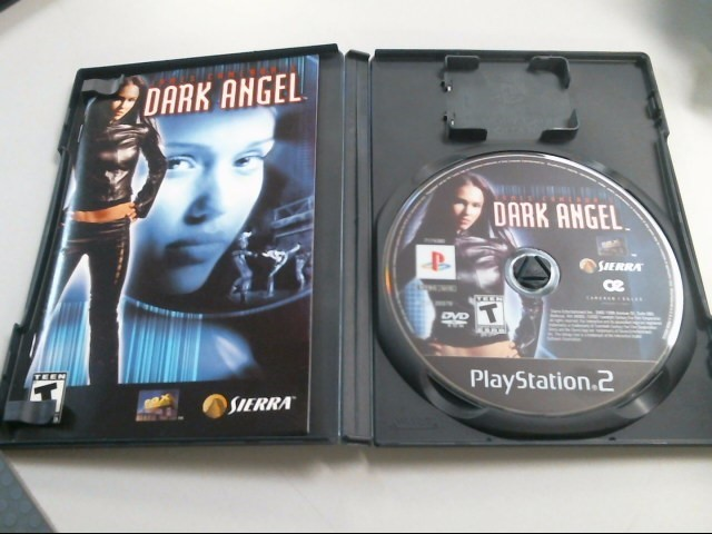 SONY Sony PlayStation 2 JAMES CAMERONS DARK ANGEL