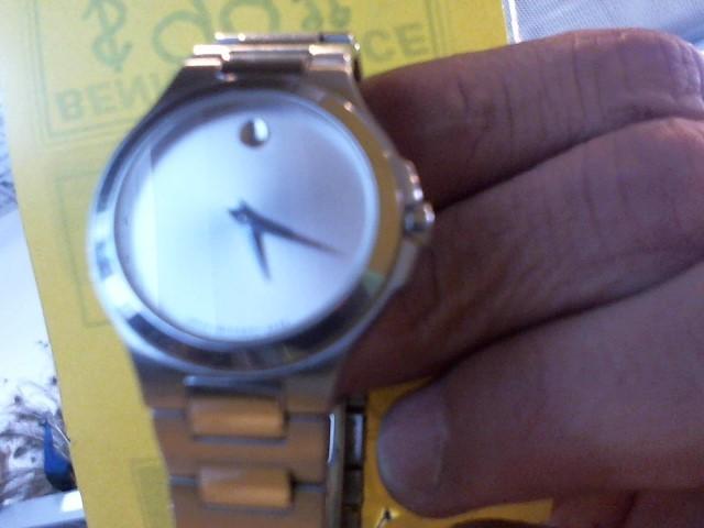MOVADO Lady's Wristwatch 01.3.14.1033
