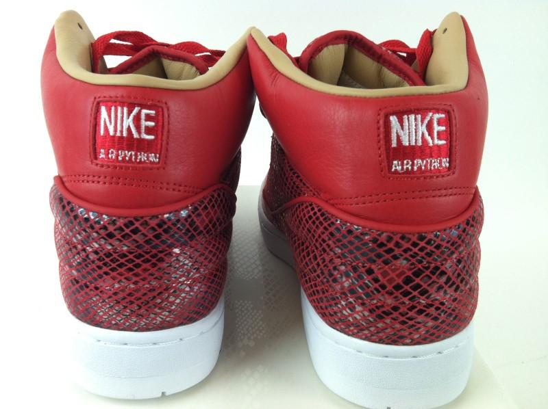 Nike Air Starfish Python Red SZ 10