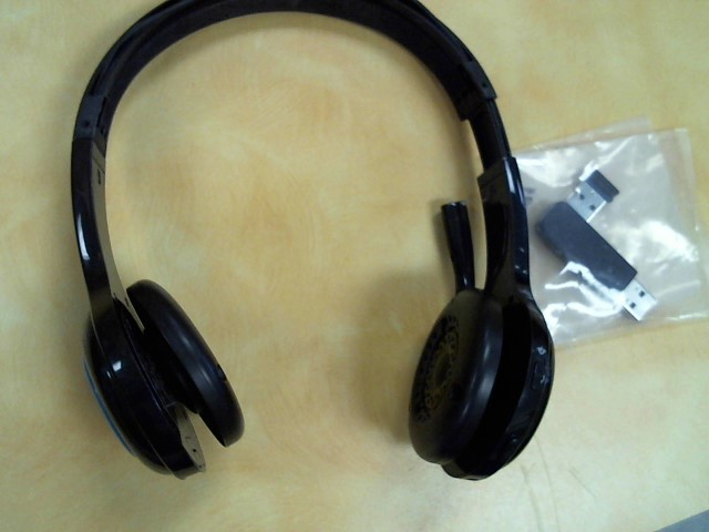 LOGITECH Headphones WIRELESS HEAD SET H600