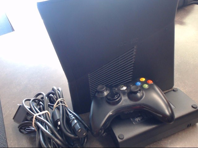 MICROSOFT Video Game System XBOX 360 SLIM CONSOLE