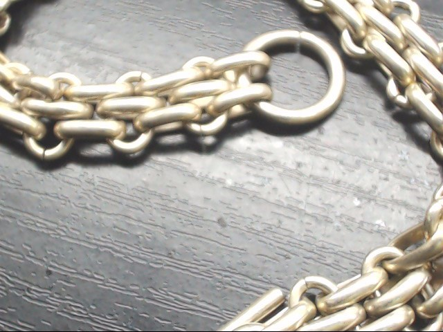 Silver Bracelet 925 Silver 26.1g