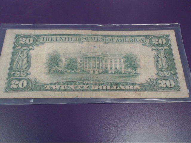 UNITED STATES series of 1934 a the federal reserve richmolnd virginia