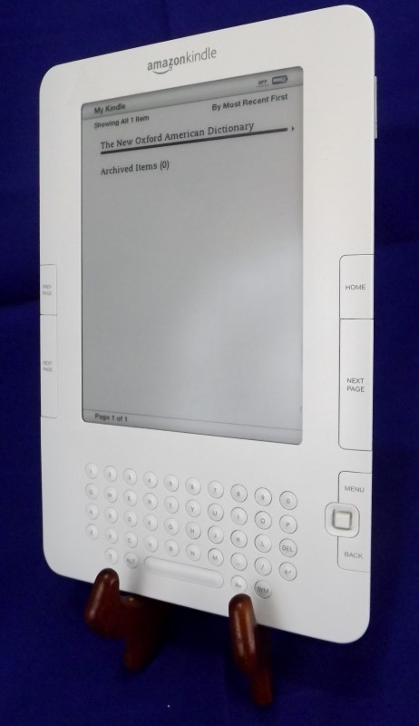 Amazon Kindle Keyboard - Wi-Fi + 3G