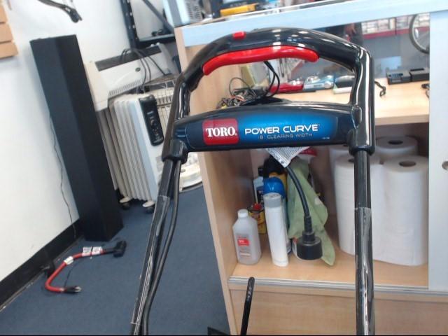 "TORO Snow Blower POWER CURVE 18 "" 115-1186"