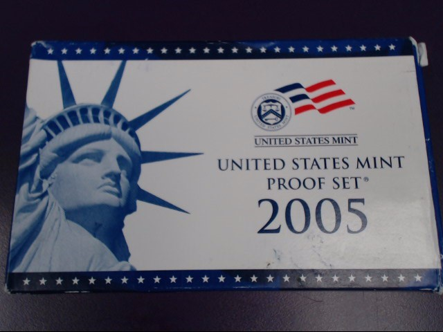 UNITED STATES Proof Set 2005 MINT PROOF SET