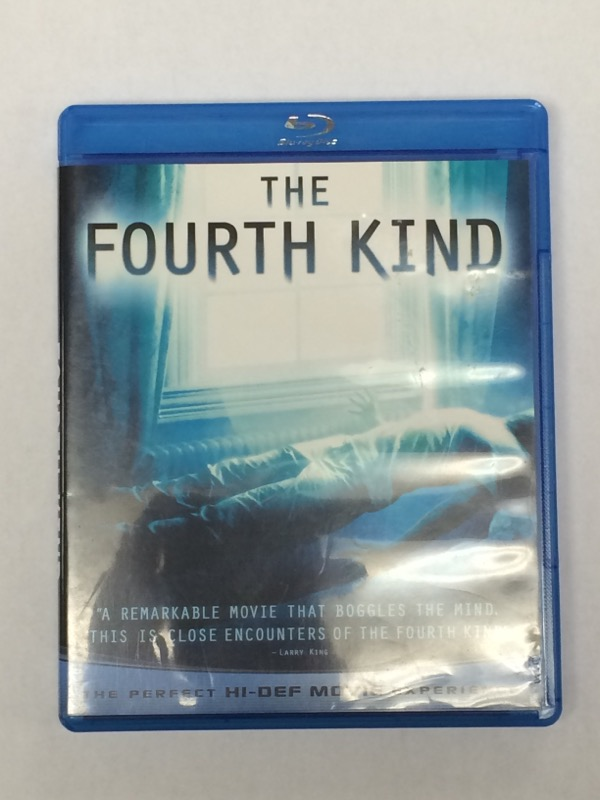 The Fourth Kind (Blu Ray, 2010)