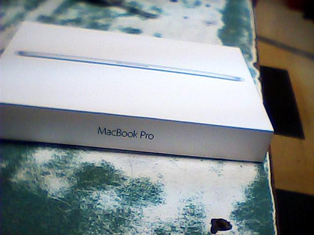 APPLE PC Laptop/Netbook MACBOOK PRO MGXA2LL/A