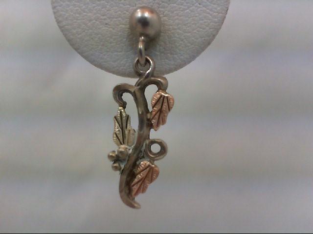 Silver Earrings 925 Silver 2.3g
