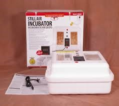 LITTLE GIANT EGG INCUBATOR