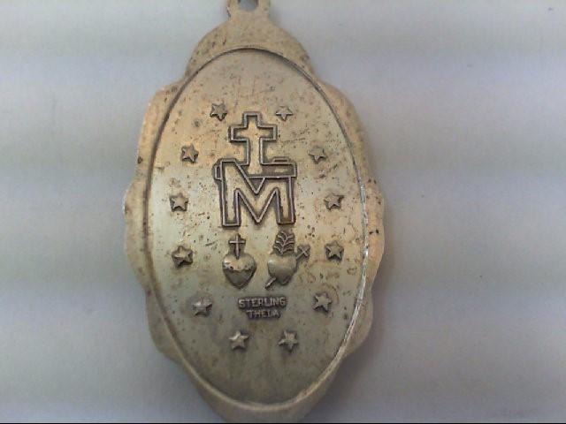 Silver Charm 925 Silver 8.8g