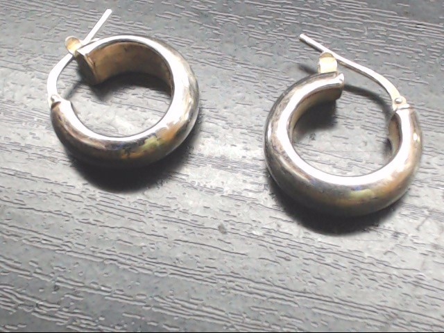 Silver Earrings 925 Silver 3.8g