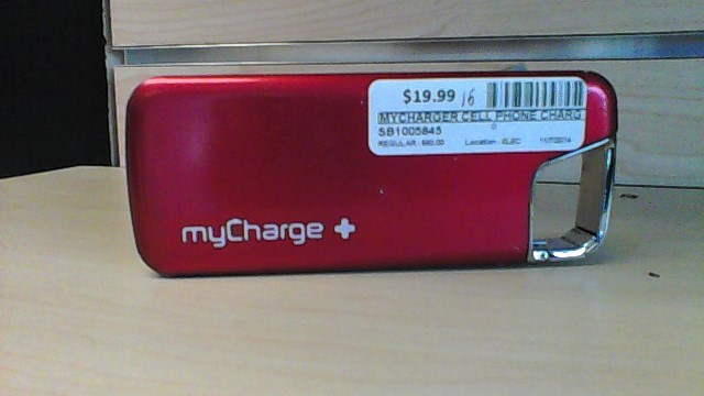 MYCHARGER Cell Phone Accessory CHARGER