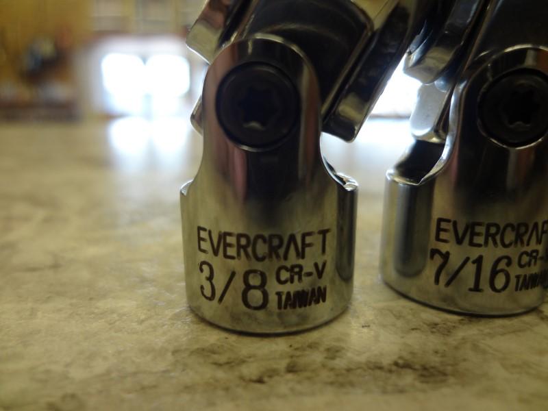 """EVERCRAFT CR-V 3/8-3/4"""" WOBBLE"""