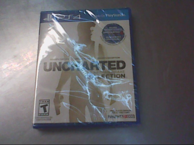SONY PlayStation 4 Game UNCHARTED THE NATHAN DRAKE COLLE