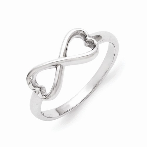 Lady's Silver Ring 925 Silver 1.35g