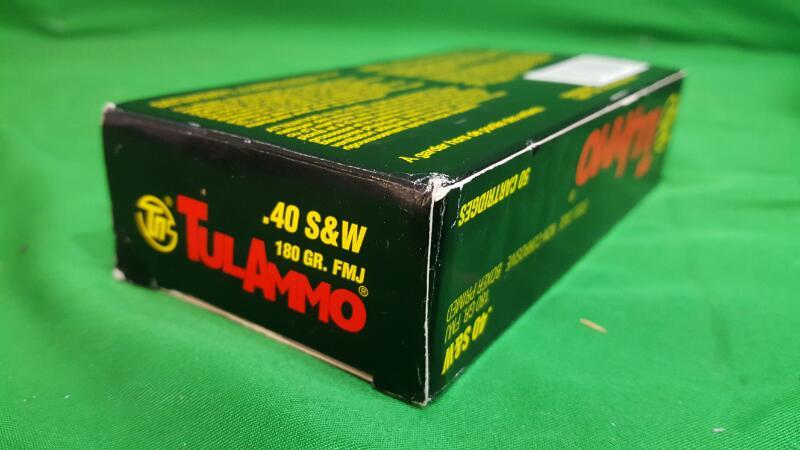 TUL AMMO 40 S/W