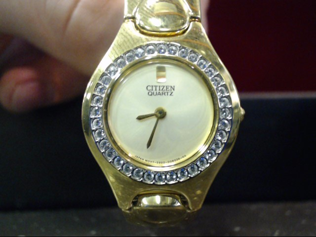 CITIZEN Lady's Wristwatch 5920-D08036-KA