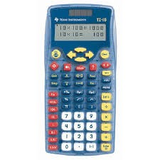 TEXAS INSTRUMENTS Calculator TI-15