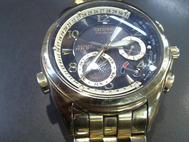 CITIZEN Gent's Wristwatch G900-T009387 MINUTE REPEATER