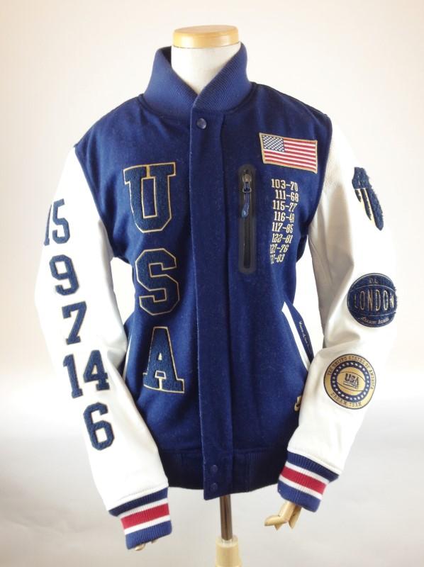 Nike NSW BB Dream Team Destroyer Jacket Celebrates '92 Olympic Glory