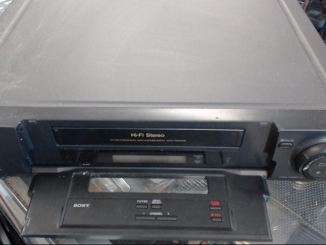 SONY Tape Player/Recorder SLV-720HF