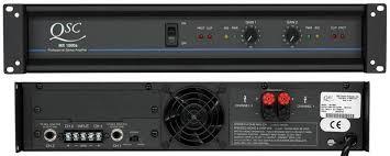 QSC AUDIO Amplifier MX-700