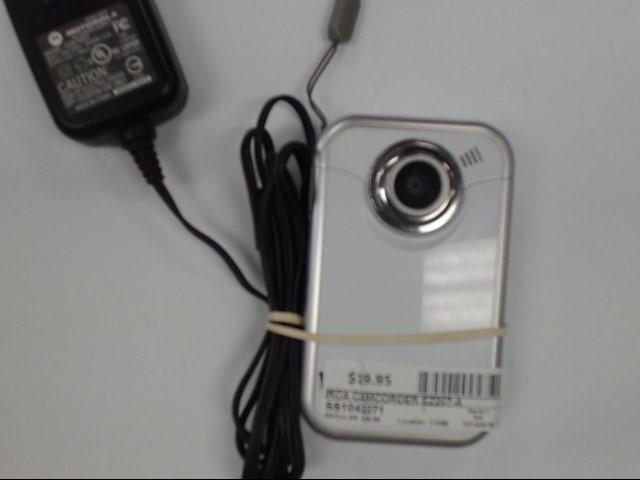RCA Camcorder EZ207-A