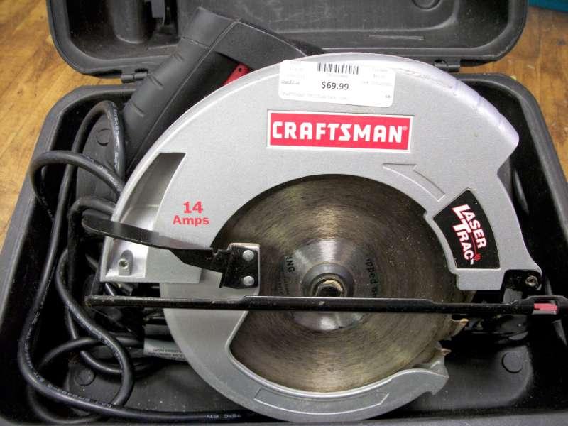 CRAFTSMAN CIRCULAR SAW 10860