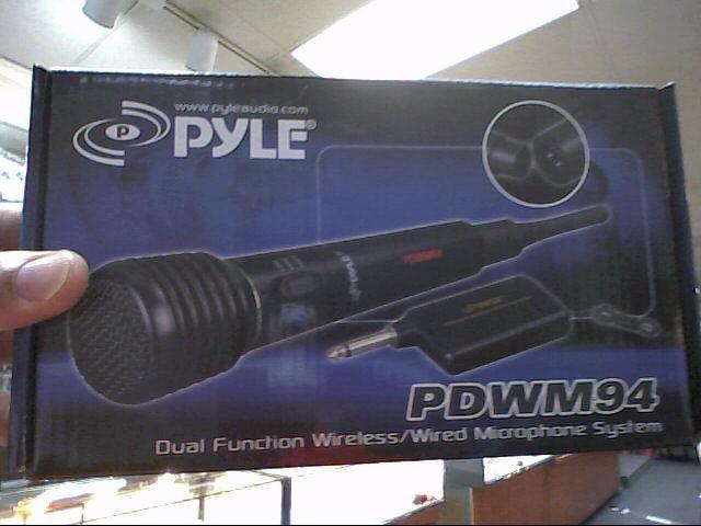 PYLE AUDIO Microphone PDWM94