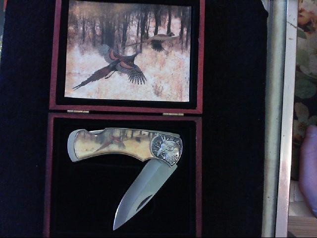 NONE Pocket Knife FOLDING KNIFE