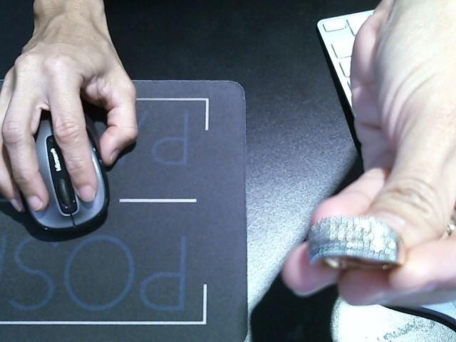 Lady's Diamond Cluster Ring 92 Diamonds .92 Carat T.W. 10K Yellow Gold 5.1g