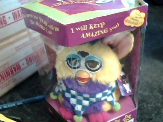TIGER ELECTRONICS Miscellaneous Toy 70-800 FURBY