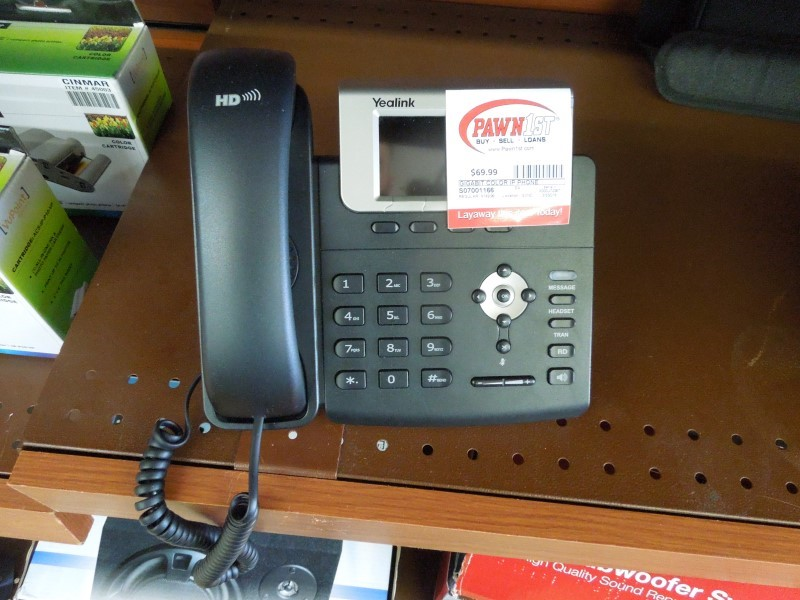 YEALINK Networking & Communication SIP-T32G