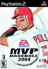 SONY Sony PlayStation 2 MVP BASEBALL 2004