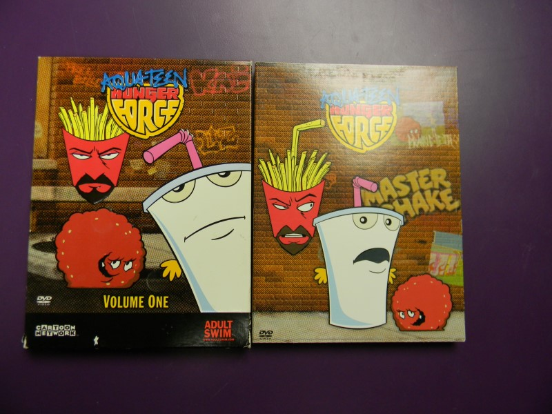 DVD BOX SET Aqua Teen Hunger Force Volume One 1