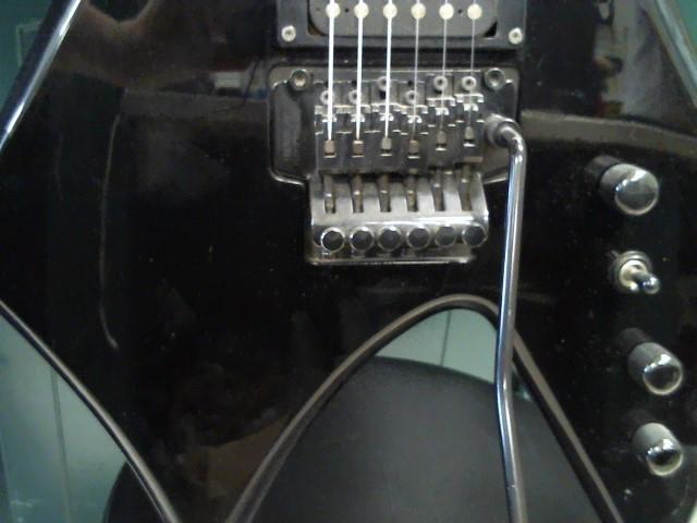 BC RICH WARLOCK ELECTRIC GUITAR S\F810451 M\N.J.SERIES