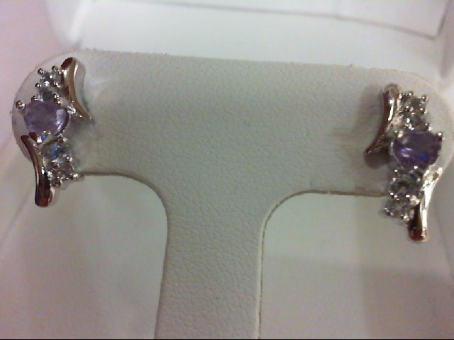 Silver Earrings 925 Silver 2.3g
