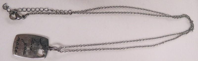 Silver Chain Silver Plate 3.3dwt