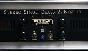 MESA BOOGIE Electric Guitar Amp STEREO SIMUL-CLASS 2: NINETY