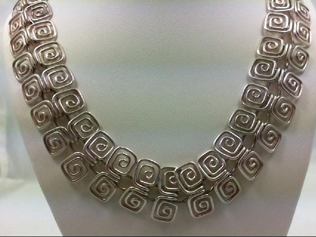 Silver Chain 925 Silver 48.8g