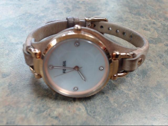 FOSSIL Lady's Wristwatch ES3151