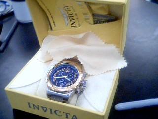 INVICTA Gent's Wristwatch 15555